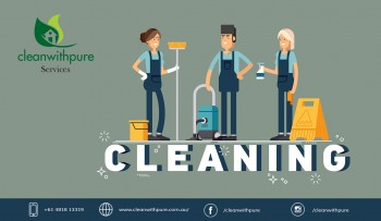 Cleaning Services By CleanWithPure