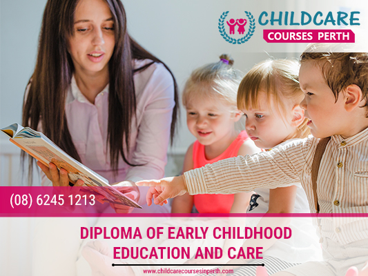Diploma in childcare education | Diploma of Early Childhood Education and Care