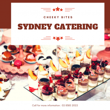 Catering Company In Sydney