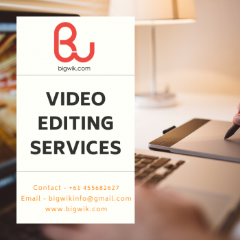 Best Graphics & Motion Company | Video Editing Service in Sydney