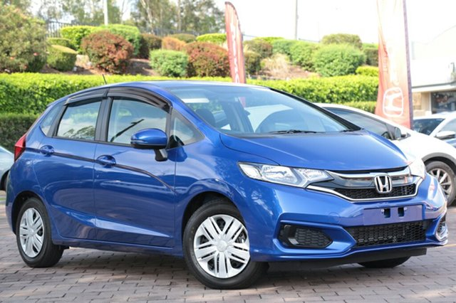 2018 Honda Jazz VTi Hatchback