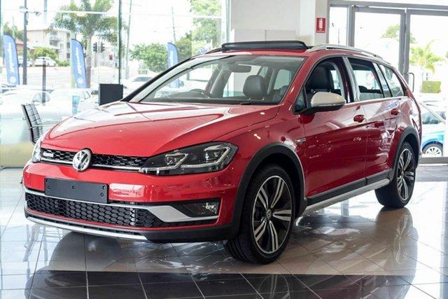 2017 Volkswagen Golf Alltrack DSG 4MOTIO