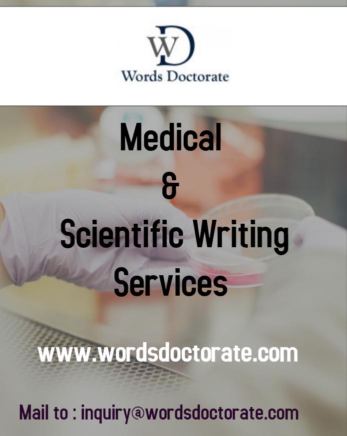 Medical writer f ...