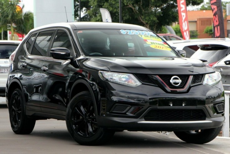 2015 Nissan X-Trail ST X-tronic 2WD