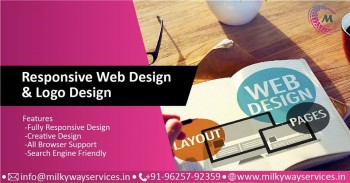 Responsive Web Design and Logo Design