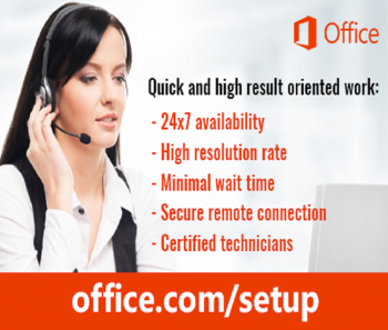 Office.com/Setup – Download and Install
