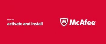 McAfee.com/activate - Enter Product Key