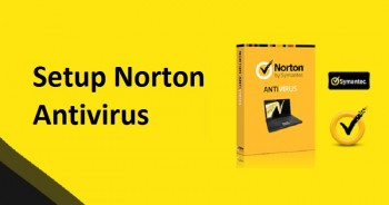 Get instruction to install norton setup