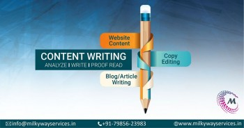 Content Writing Services Company In Delh