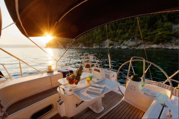 Holiday in Croatia on the Sail Yacht