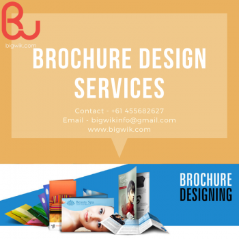 Brochure Designing | Brochure design agency in Sydney