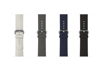 New Range Of Apple Watch Bands