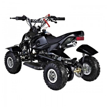 GMX 49cc Starter Quad Bike – Black
