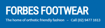 Forbes Footwear