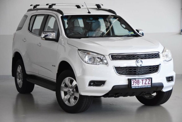 2014 Holden Colorado 7 LTZ Wagon