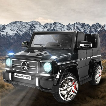 Kids Ride On Car MercedesBenz Licensed G