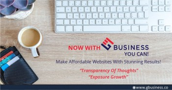 Make Affordable Websites With Stunning Results