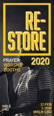 RE-STORE 2020 (CHRISTIAN EVENT, PRAISE)