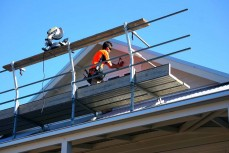 All you needed to know about roof scaffold