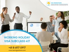 Work In Australia with Subclass 417