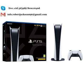Sony - Playstation 5 Console Disc3