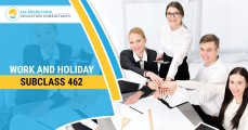 Working Holiday Visa 462 | 462 Visa
