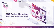 SEO Online Marketing Services In Noida