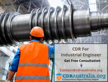 Get CDR For Industrial Engineer By CDRAustralia.Org