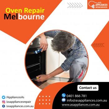 Oven Repair in Melbourne