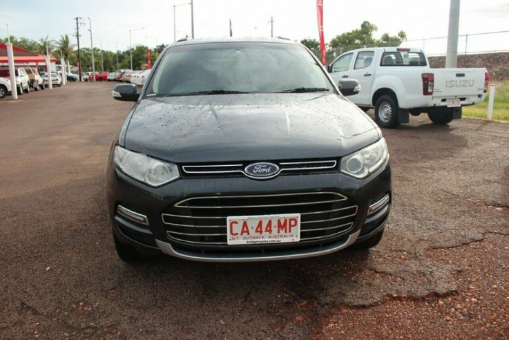 Ford Territory Titanium 2011