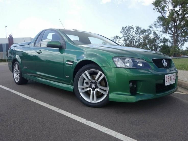 2010 Holden Ute Ss Utility