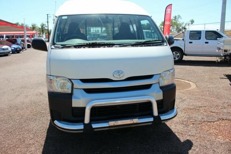 2014 Toyota Hiace Super Lwb Van