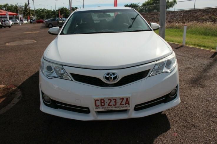 2013 Toyota Camry Atara R Sedan