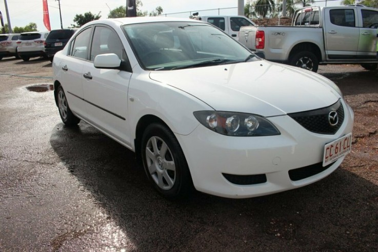 2006 Mazda 3 Neo Sedan