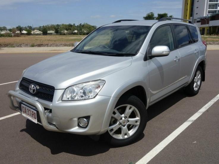 Toyota Rav4 Wagon 2012