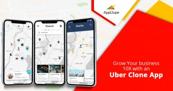 Easily launch a Uber clone with Appdupe