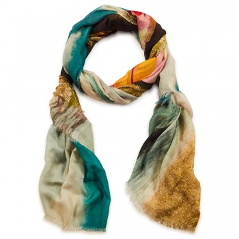 Jazz up Your Look with Cashmere Scarf in