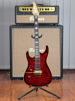 Custom left handed guitars 2021