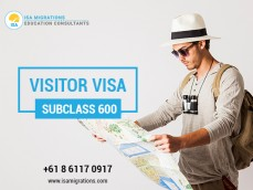 Apply For Visitor Visa Subclass 600