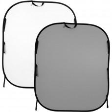 LASTOLITE COLLAPSIBLE WHITE/ BLACK BACKG
