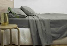 Super King Size 3000TC Cotton Rich Sheet