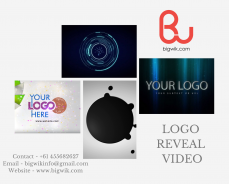 Animated Explainer Videos | Colorful Logo Reveals and Intro Videos