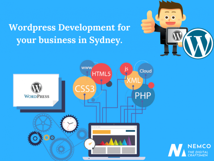 Wordpress Development for your business
