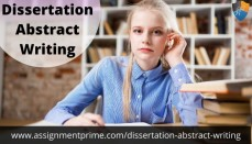 Get Dissertation Abstract Writing Help O