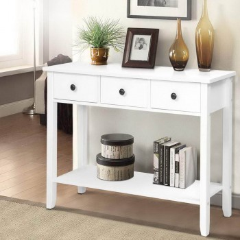 Hallway Console Table Hall Side Entry 3