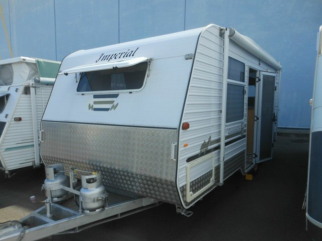 2008 Imperial Leisureline Caravan