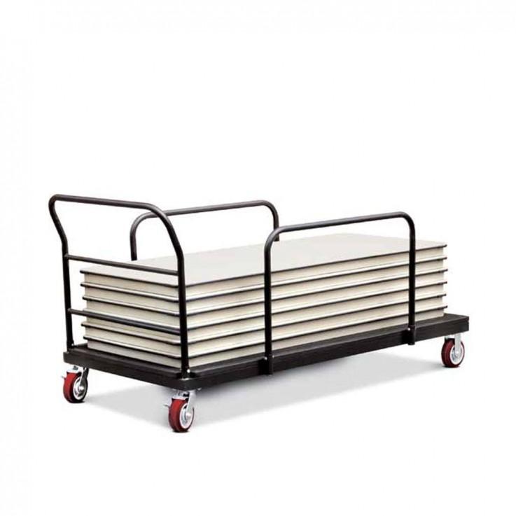 Platform Trestle Table Trolley - Banquet