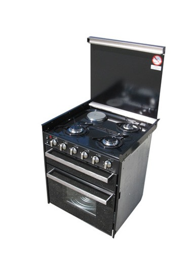 Dometic 3+1 Grill + Oven 3 gas burners