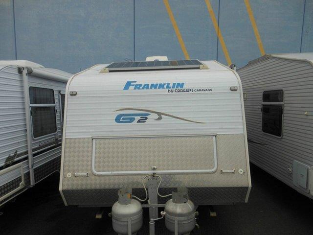 2005 Franklin G2 Caravan