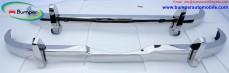 Mercedes W120 W121 4 cylinder bumper